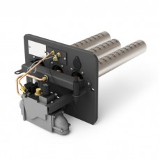 Трехрожковое газогорелочное устройство Триада, 34 кВт, энергозависимое ДУ TMF