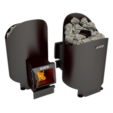 Печь каменка Grill`D Aurora 160 (Long black)