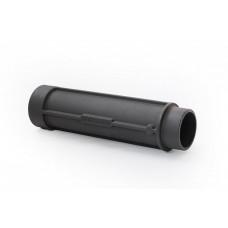 Чугунная дымоходная труба - 500 мм
