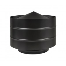 Дефлектор BLACK (AISI 430/0,5мм) Везувий