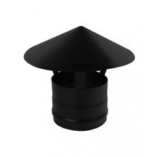 Зонт нерж. BLACK (AISI 430/0,5мм) д.115 Везувий