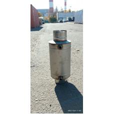 Теплообменник Eco Flue (регистр) Д120 мм, нерж. 1 мм