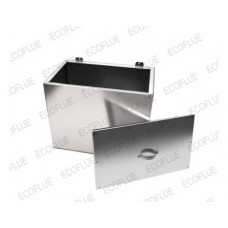 Бак для воды 90 литров (нерж. 1 мм.)
