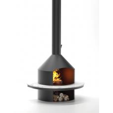 Центральный камин LEDi Openfire