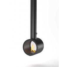 Парящий двусторонний камин RING Openfire