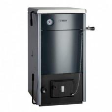Котёл напольный тв.топл. Solid 2000 B K 45-1 S62, 18-45 кВт, дровяной (Бош, Германия)