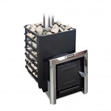 Банная печь Ермак 12 Сетка – Классик Ермак