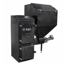 Угольный автоматический котел FACI BLACK 22