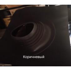 Кровельный проход (силикон Коричневый) угловой ys062/2 (200-280 мм)