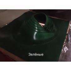 Кровельный проход (силикон Зеленый) угловой ys063/2 (200-280 мм)