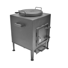 Отопительная печь Дачная Буран (Бренеран)