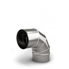Отвод 90° диаметр 115 мм TMF
