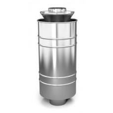 Каменка натрубная Лейденфрост диаметр 115 мм нерж/нерж TMF