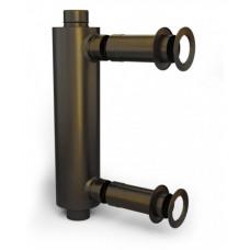 Отопитель натрубный – 1 диаметр 115 мм 1 м н/ст3 чб TMF