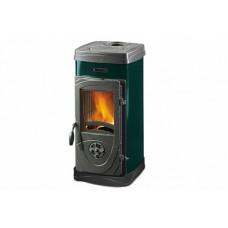 Печь-камин La Nordica Super Max (зеленый)