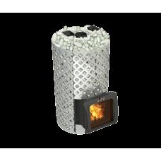 Печь для бани Grill'D Violet World Steel Romb Short