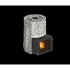 Печь для бани Grill'D Violet Steel Romb Short Window Max