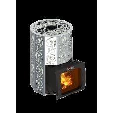 Печь для бани Grill'D Violet Steel Short Window Max