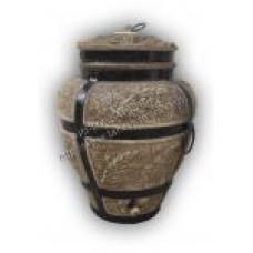 Тандыр электрический для шашлыка Колос Барельеф