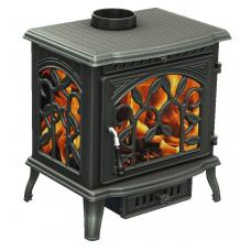 Чугунная отопительная печь Деметра (Fireway)
