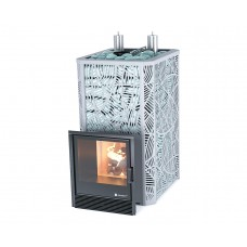 Печь для коммерческих бань и саун «Ялта 35К» модерн ИзиСтим