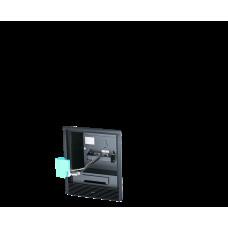 Печь для коммерческих бань и саун «Ялта 55К» в ажурном кожухе с ГГУ-60 ИзиСтим