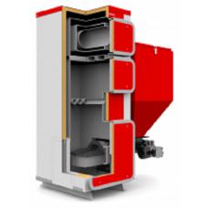 Котел Heiztechnik  (Хайцтехник) Q BIO Duo 25 кВт