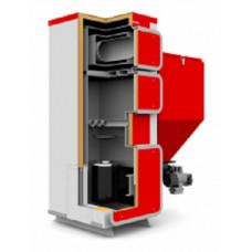 Котел Heiztechnik  (Хайцтехник) Q ЕКO Duo со стандартной реторной горелкой 17 кВт