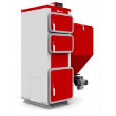 Котел Heiztechnik  (Хайцтехник) Q ЕКO Duo с поворотной реторной горелкой 25 кВт