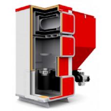 Котел Heiztechnik  (Хайцтехник) Q ЕКO со стандартной реторной горелкой 15 кВт