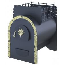Банная печь-каменка «Добрыня »  для бани и сауны Царь-печи