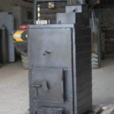Водогрейный твердотопливный пиролизный Котел Попова КП 25