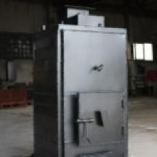 Водогрейный твердотопливный пиролизный Котел Попова КП 1000