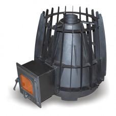 Печь банная чугунная FireWay (Фаирвэй) Turbina