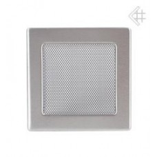 Решетка вентиляционная каминная 17х17, нержавеющая сталь (В)