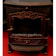 Печь-камин Eurokom (Евроком) Baron для дома и дачи