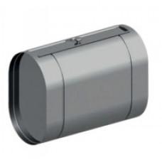 Бак для нагрева 90 л под контур горизонталь (овальный)
