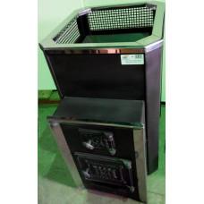 Печь банная Радуга Пб-31 (теплообменник нерж.ст.) толщина металла 4 мм