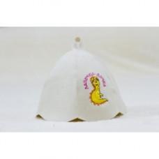 Шапка для сауны детская Лапочка дочка П