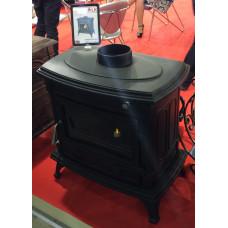 Печь-камин чугунная Eurokom (Евроком) Asti  для дома и дачи