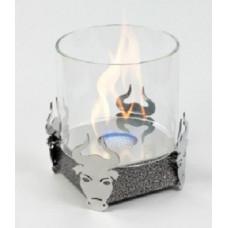 Биокамин Lux Fire Телец серебро
