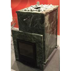 Печь талькохлорит с открытым верхом Анапа