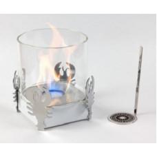 Биокамин Lux Fire Рак белый