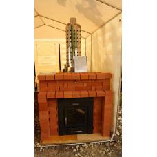 Печь Сочи Изистим для русской бани (банная)