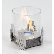 Биокамин Lux Fire Близнецы серебро