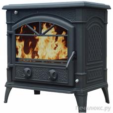 Печь-камин LK Harold Boiler для дома и дачи