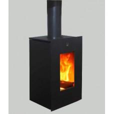 Печь-камин M-Design (М-Дизайн) Зино 700 Голд+