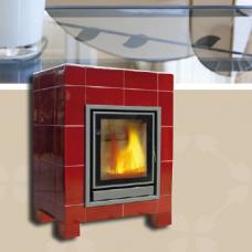Фаянсовая печь Regnier (Ренье, Франция) Лира / Lyra