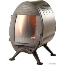 Печь-камин Invicta Oxo inox  для дома и дачи
