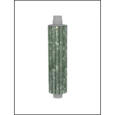 Экономайзер в камне талькохлорит чугунный L 500 мм
